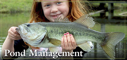 Recreational Pond Management - Course Full